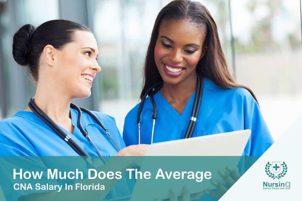 Average CNA Salary In Florida