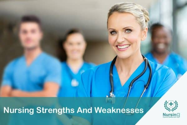 Nursing Strengths And Weaknesses