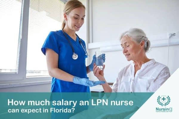 LPN nurse salary in Florida