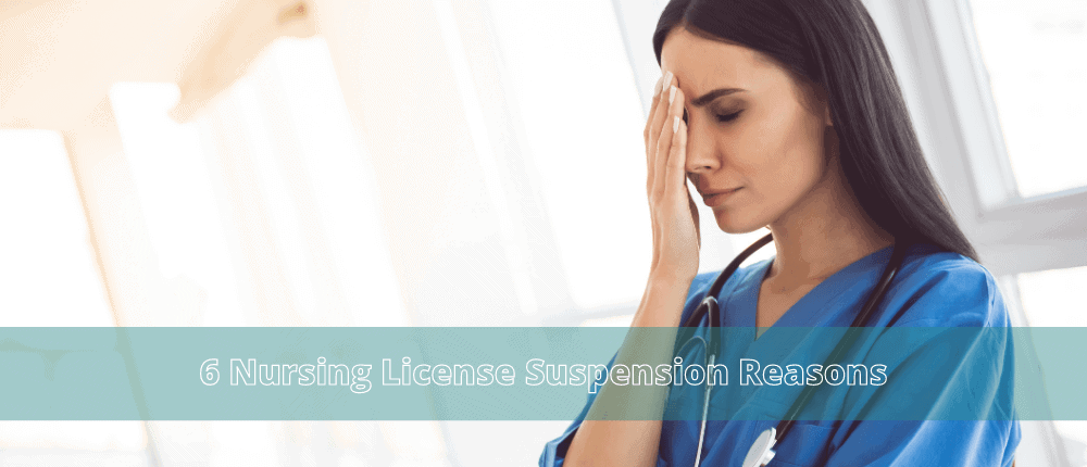 How To Protect Your Nursing License